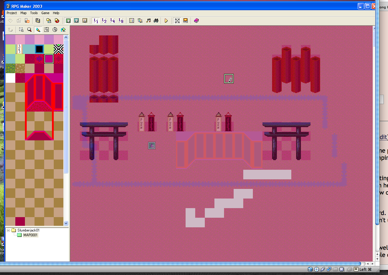 Fangames sequels i have a very basic question but i am finding it difficult to find tutorials for rpg maker 2003 basically i just need to know how to layout tilesets and baditri Gallery